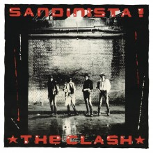 The Clash - Sandinista! 3XLP