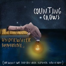 Counting Crows - Underwater Sunshine (Or What We Did On Our Summer Vacation) 2XLP