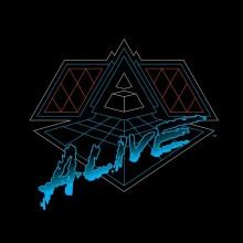 Daft Punk - Alive 2007 2XLP
