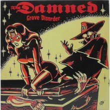 The Damned - Grave Disorder LP