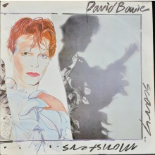 David Bowie - Scary Monsters (And Super Creeps) (2017 Remaster) LP