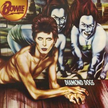 David Bowie - Diamond Dogs LP
