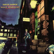David Bowie - The Rise and Fall Of Ziggy Stardust And The Spiders From Mars (Gold) LP