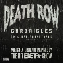 Various Artists - Death Row Chronicles: Original Soundtrack (Clear) 2XLP Vinyl