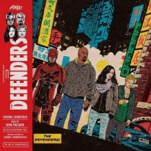 John Paesano - The Defenders 2XLP Vinyl