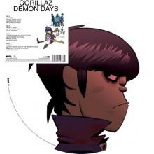 Gorillaz - Demon Days (Picture Disc) 2XLP