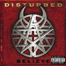 Disturbed - Believe LP