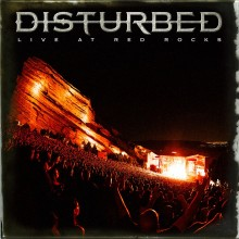 Disturbed - Disturbed-Live at Red Rocks 2XLP