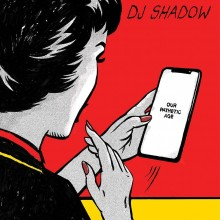 DJ Shadow - Our Pathetic Age 2XLP Vinyl