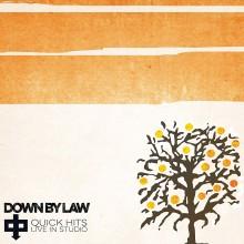 Down By Law - Quick Hits Live In Studio (Orange) Vinyl LP