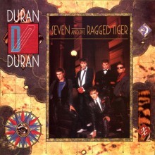 Duran Duran - Seven And The Ragged Tiger 2XLP