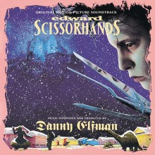 Soundtrack - Edward Scissorhands LP
