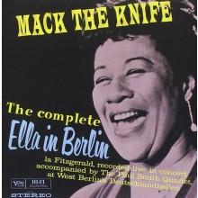 Ella Fitzgerald - Mack The Knife: Ella In Berlin LP