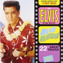 Elvis Presley - Blue Hawaii LP (BLUE)