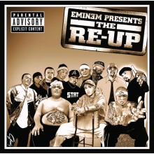 Eminem - Eminem Presents The Re-Up 2XLP