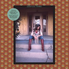 Emmylou Harris - Elite Hotel LP