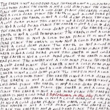 Explosions In The Sky - The Earth Is Not A Cold Dead Place 2XLP