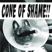 Faith No More - Cone Of Shame (Clear) 7""