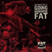 Various Artists - Fat Music Vol.8 : Going Nowhere Fat LP