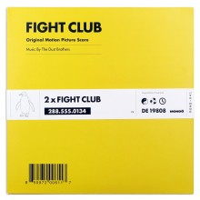 The Dust Brothers - Fight Club: 1999 Original Soundtrack 2XLP