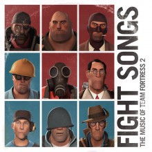 Valve Studio Orchestra - Fight Songs: The Music of Team Fortress 2XLP