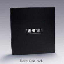 Various Artists - Final Fantasy VII Remake and Final Fantasy VII 2XLP