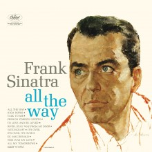 Frank Sinatra - All The Way  LP