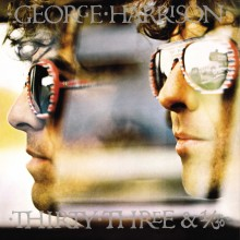 George Harrison - Thirty Three & 1/3 LP