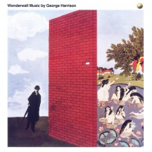 George Harrison - Wonderwall Music LP