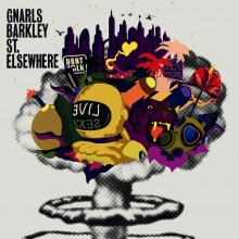Gnarls Barkley - St. Elsewhere LP