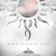 Godsmack - When Legends Rise Vinyl LP