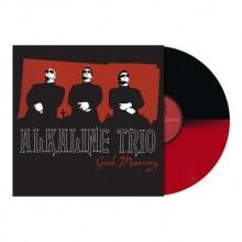 Alkaline Trio - Good Mourning (Red/Black) 2XLP Vinyl