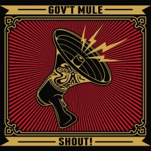 Gov't Mule - Shout! 2XLP
