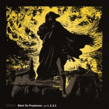 Grails - Black Tar Prophecies Vol's 1, 2, & 3 LP