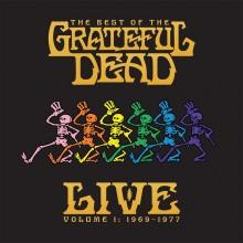 Grateful Dead - The Best of the Grateful Dead Live: 1969-1977 - Vol 1 2XLP Vinyl