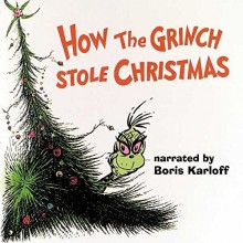 Soundtrack - How The Grinch Stole Christmas LP
