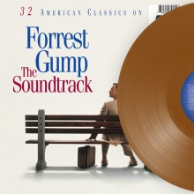 Soundtrack - Forrest Gump (Brown) 3XLP
