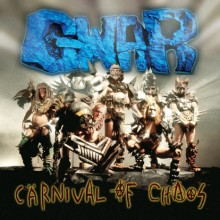 Gwar - Carnival Of Chaos 2XLP Vinyl