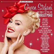 Gwen Stefani - You Make It Feel Like Christmas 2XLP (White Vinyl)