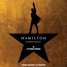 Various Artists - Hamilton : Original Broadway Cast Recording 4XLP