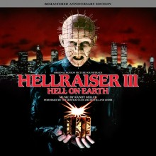 Randy Miller - Hellraiser III: Hell on Earth (Original Motion Picture Soundtrack) 2XLP