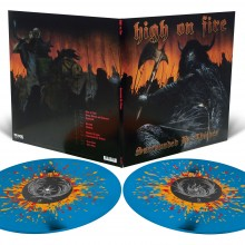 High on Fire - Surrounded By Thieves 2XLP vinyl