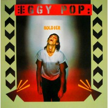 Iggy Pop - Soldier LP