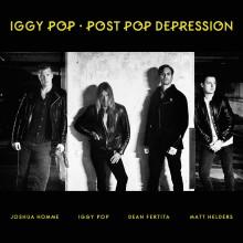 Iggy Pop - Post Pop Depression LP