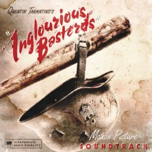 "Various Artists - Quentin Tarantino's ""Inglourious Basterds"" Motion Picture Soundtrack LP"