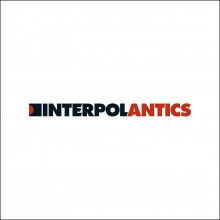 Interpol - Antics LIMITED WHITE VINYL LP