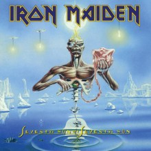 Iron Maiden - Seventh Son Of A Seventh Son LP