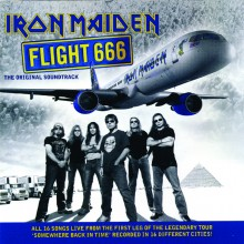 Iron Maiden - Flight 666 2XLP