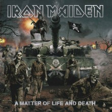 Iron Maiden -  A Matter of Life and Death 2XLP