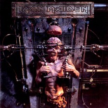 Iron Maiden - The X Factor 2XLP